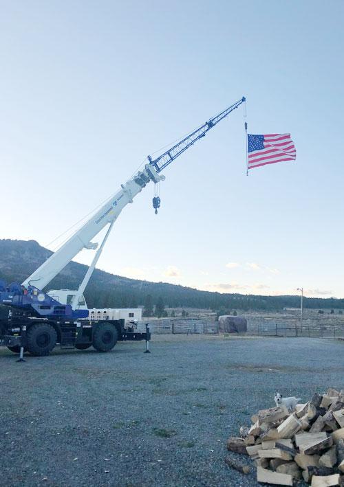 VonTour Crane & Rigging, Inc 55 Ton